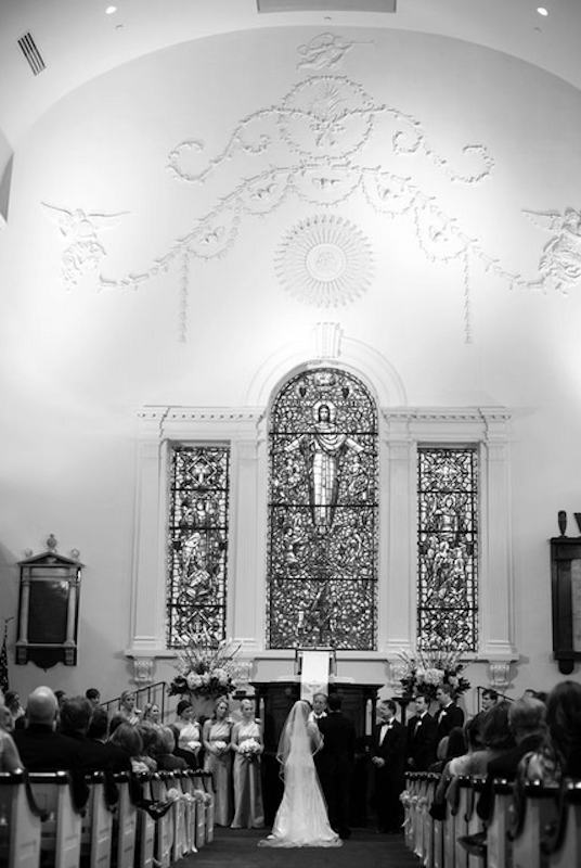 Image by Marni Rothschild Pictures at Second Presbyterian Church of Charleston.