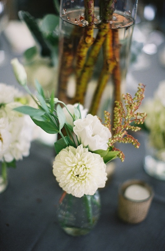 Florals by EM Creative Floral. Image by Ashley Seawell Photography.