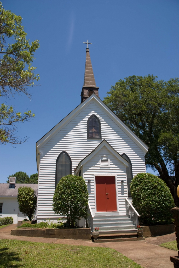 The 1884 chapel at St. Paul's Lutheran Church may look like a country church but it's actually in the heart of Mount Pleasant's Old Village at Pitt and Queen streets. For more information (and to inquire about booking it for weddings), visit www.saintpauls-mountpleasant.com.