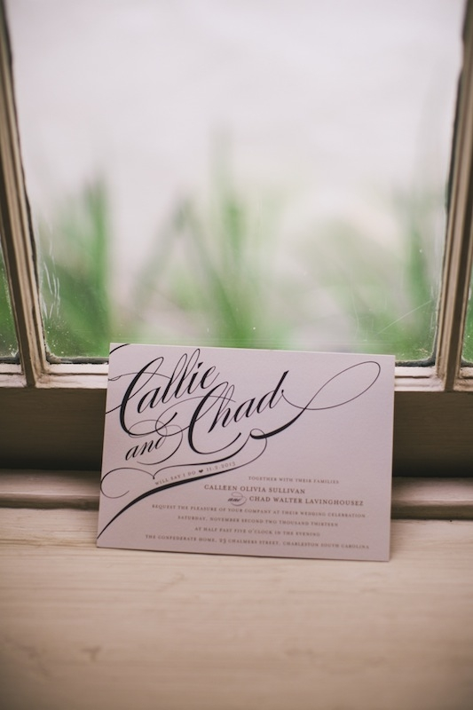 Stationery by Minted. Photograph by Hyer Images.