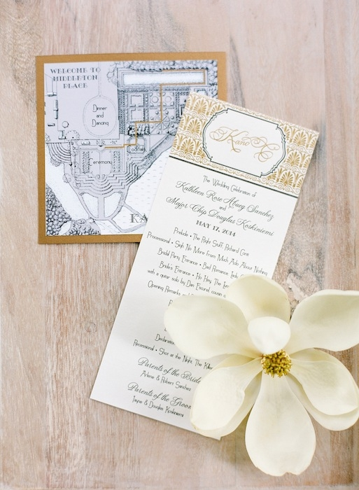 Stationery by The Dandelion Patch. Image by KT Merry Photography.