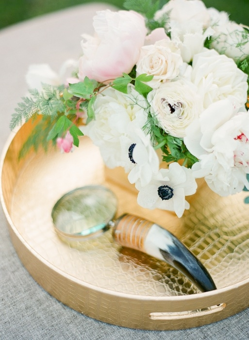 Florals by Charleston Stems. Wedding design by Karson Butler Events. Image by KT Merry Photography.