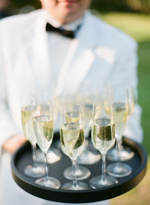 Bar and wine service by Middleton Place. Image by KT Merry Photography at Middleton Place.