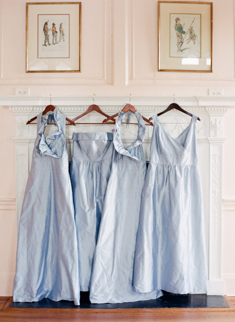 Photograph by Corbin Gurkin. Bridesmaids' attire by LulaKate.