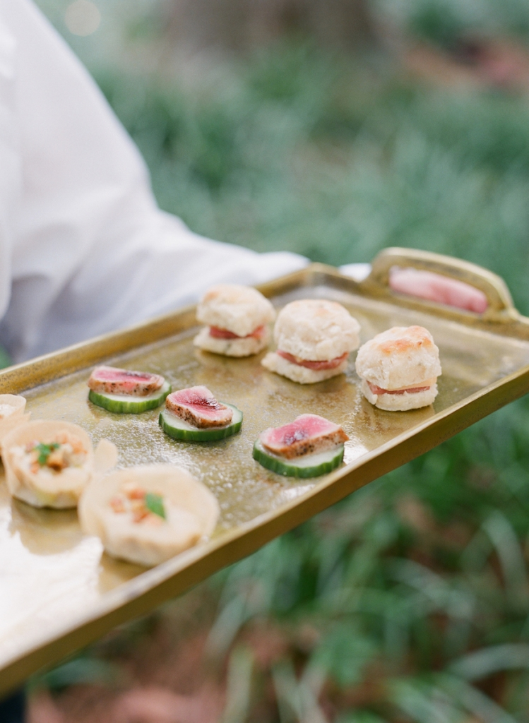 Photograph by Corbin Gurkin. Catering by Patrick Properties Hospitality Group.