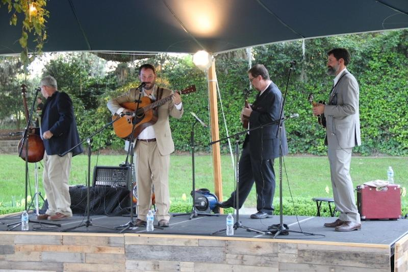 The Bluestone Ramblers. Photograph by Cameron Bolus.