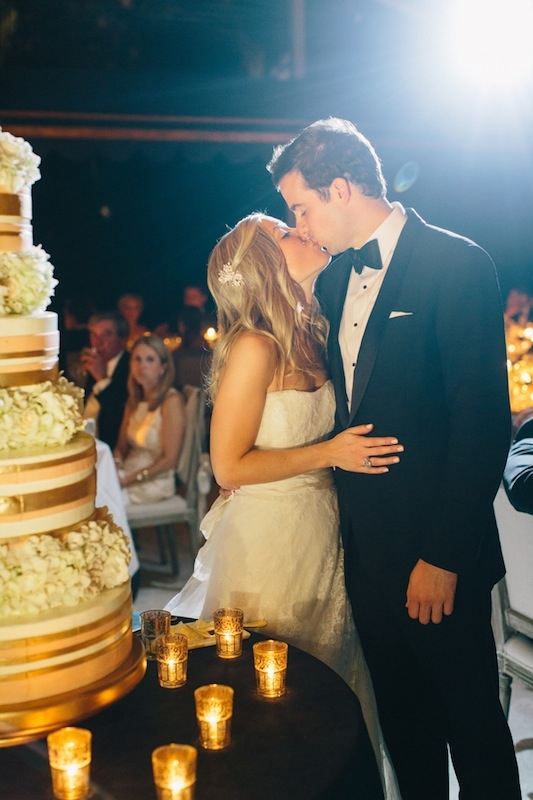 Cake by Wedding Cakes by Jim Smeal. Image by Corbin Gurkin.