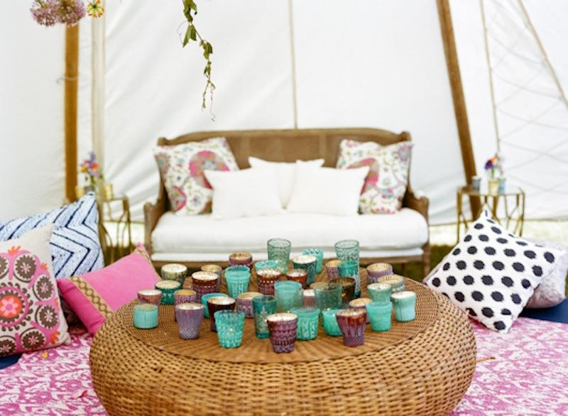 Florals, décor, design, and rentals from Ooh! Events and Tusk Events.  Tent from Sperry Tents Southeast. Photograph by Marni Rothschild Pictures.