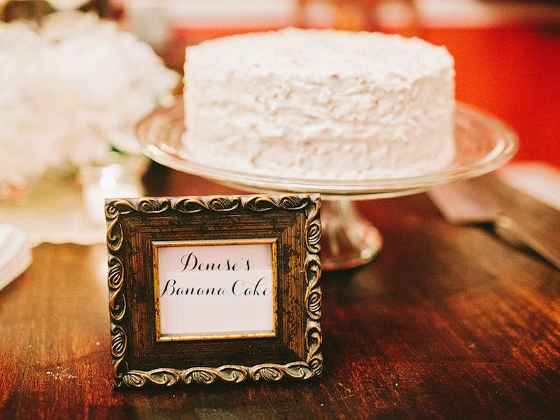 Cake by Kathy and Company. Image by Amy Arrington Photography.