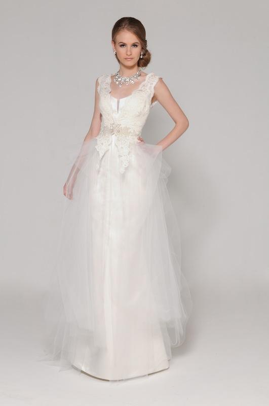 "Eugenia Couture's ""Seraphina."" Available through EugeniaCouture.com."