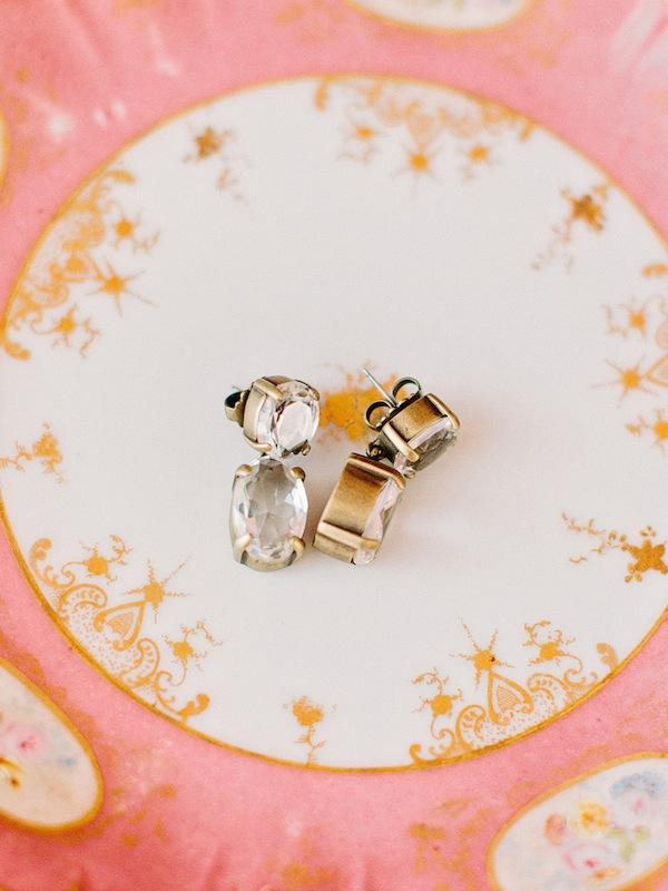 Earrings from J.Crew. Image by Amy Arrington Photography.