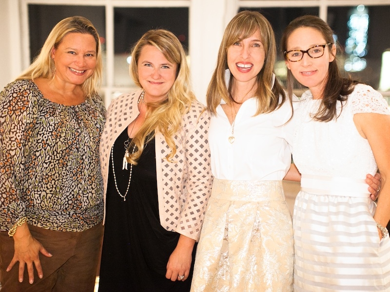 Wedding planners joined with Corbin Gurkin, Melissa Bigner, and Tara Guérard to talk the night away.