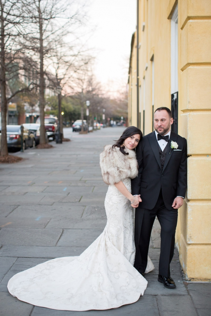 4. Bride Vanessa Langer. Image at The William Aiken House by Alice Keeney Photography.