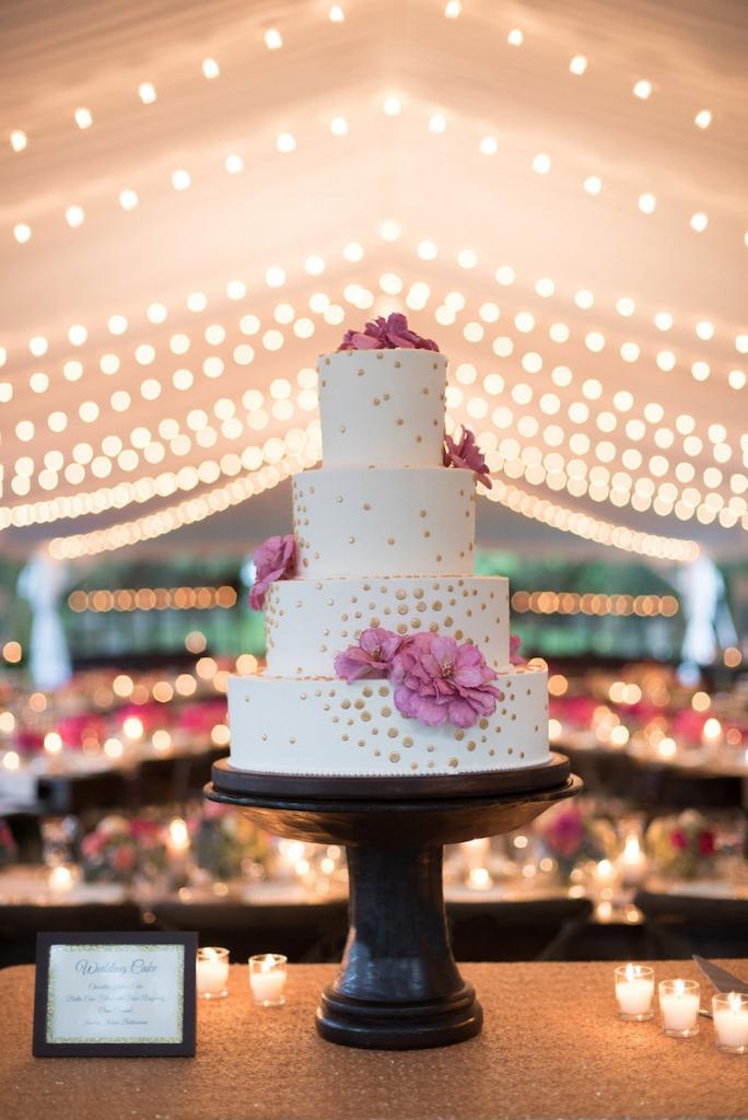Cake by Wedding Cakes by Jim Smeal. Photograph by Marni Rothschild Pictures at the Legare Waring House.