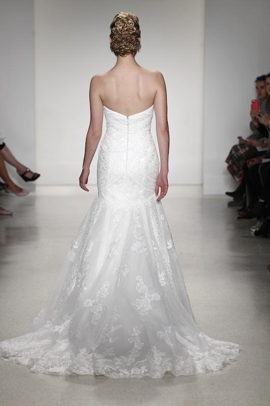"Blue Willow Bride by Anne Barge's ""Taylor."" Available through AnneBarge.com."
