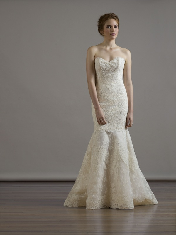 Liancarlo's style 6801 (with detachable skirt). Available in Charleston through Gown Boutique of Charleston.