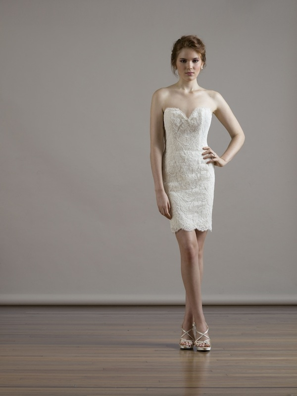 Liancarlo's style 6801 (without detachable skirt). Available in Charleston through Gown Boutique of Charleston.