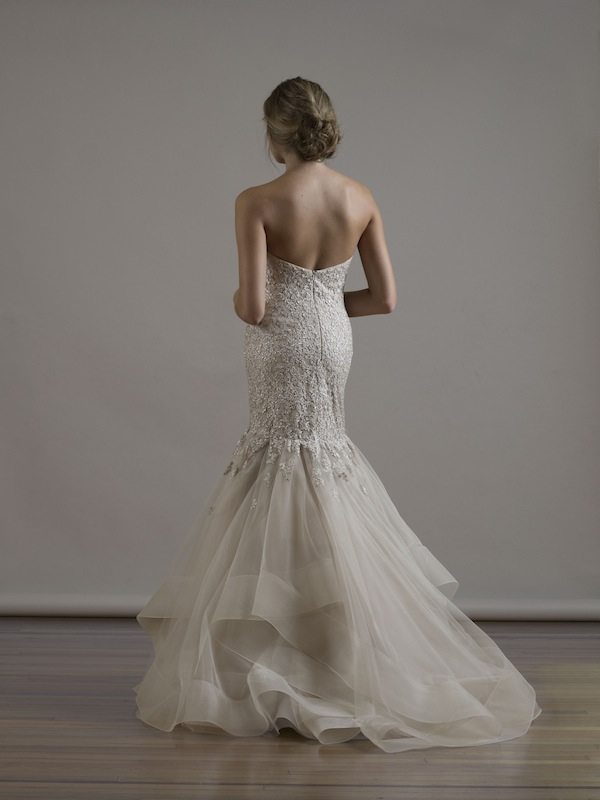 Liancarlo's style 6810. Available in Charleston through Gown Boutique of Charleston.