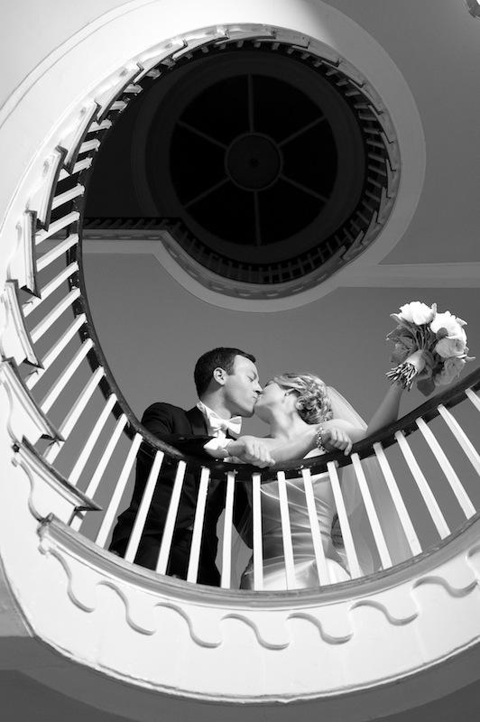 Image by Reese Moore Weddings at Lowndes Grove Plantation.