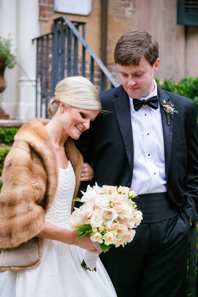 9. Bride Kathryn Roberts. Image at First (Scots) Presbyterian Church by Dana Cubbage Weddings.