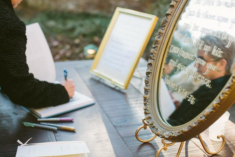 Wedding design, décor, and coordination by Sage Innovations. Image by Juliet Elizabeth Photography.