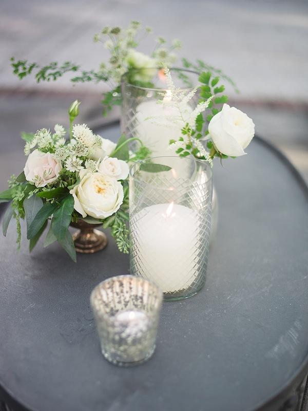 Florals by Sara York Grimshaw. Wedding design and coordination by Easton Events. Image by Virgil Bunao Photography.