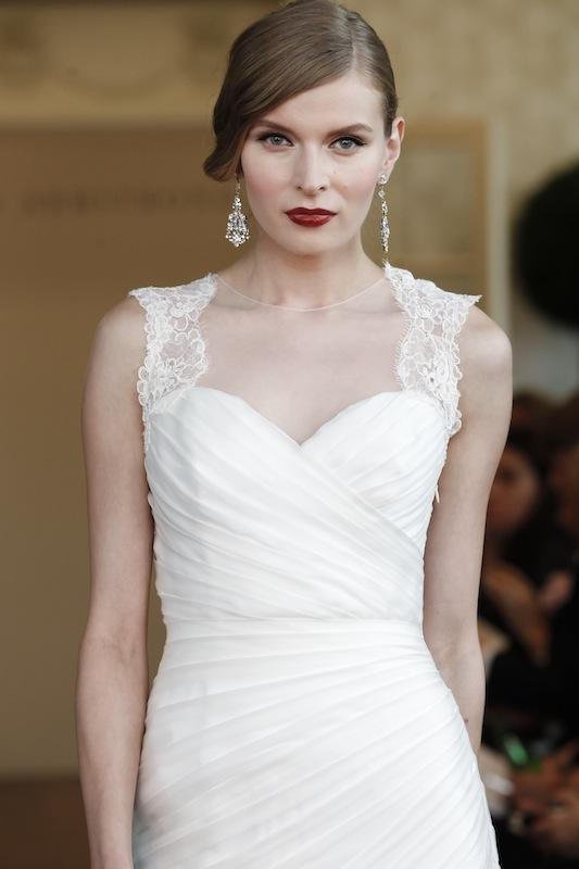 "Isabelle Armstrong's ""Anthea."" Available in Charleston through Gown Boutique of Charleston."