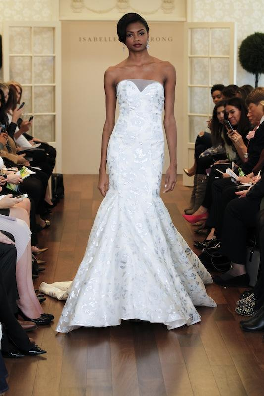 "Isabelle Armstrong's ""Audrey."" Available in Charleston through Gown Boutique of Charleston."
