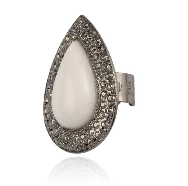 "Samantha Wills' ""Bohemian Bardot"" ring. Available through SamanthaWills.com."