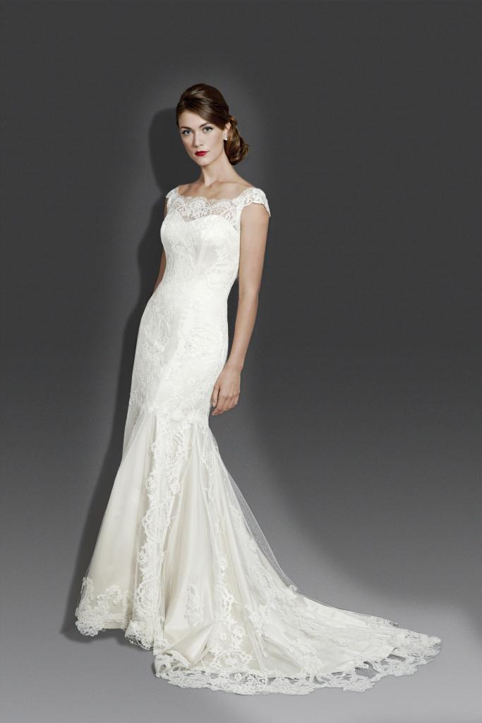 Modern Trousseau: Fall 2014 Bridal Collection