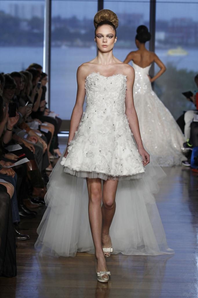 Ines DiSanto: Couture Bridal Collection Fall/Winter 2014