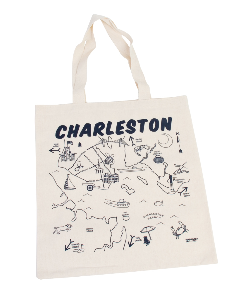 "IN-THE-BAG: ""Charleston"" tote from Out of Hand"