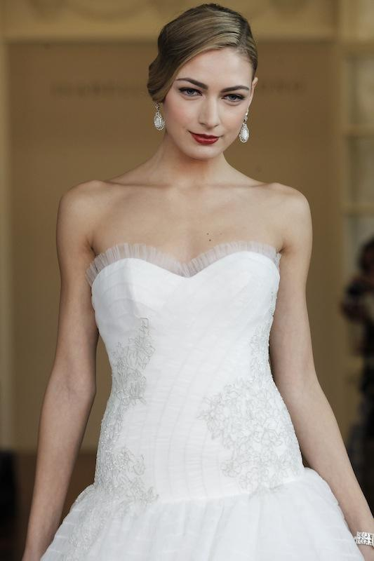 "Isabelle Armstrong's ""Carina."" Available in Charleston through Gown Boutique of Charleston."