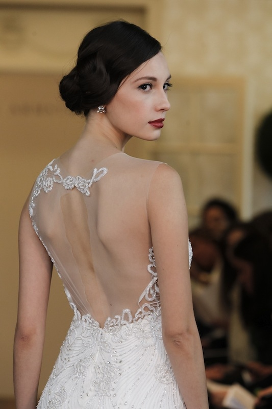 "Isabelle Armstrong's ""Carmella."" Available in Charleston through Gown Boutique of Charleston."