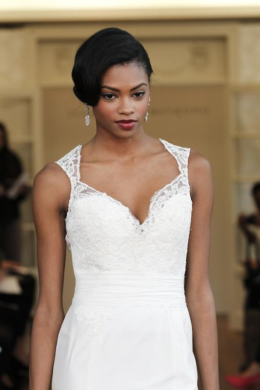 "Isabelle Armstrong's ""Catarina."" Available in Charleston through Gown Boutique of Charleston."
