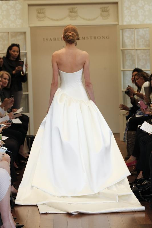 "Isabelle Armstrong's ""Charlene."" Available in Charleston through Gown Boutique of Charleston."
