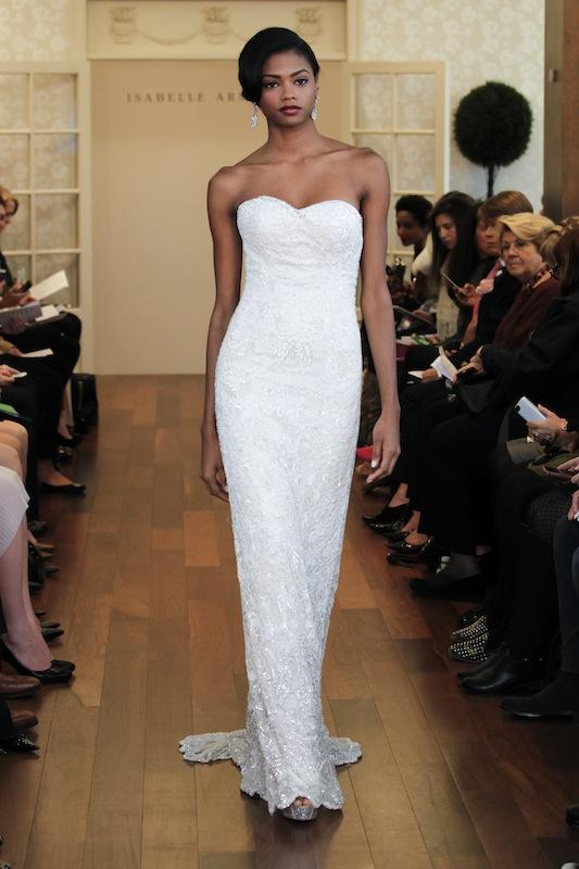 "Isabelle Armstrong's ""Dia."" Available in Charleston through Gown Boutique of Charleston."
