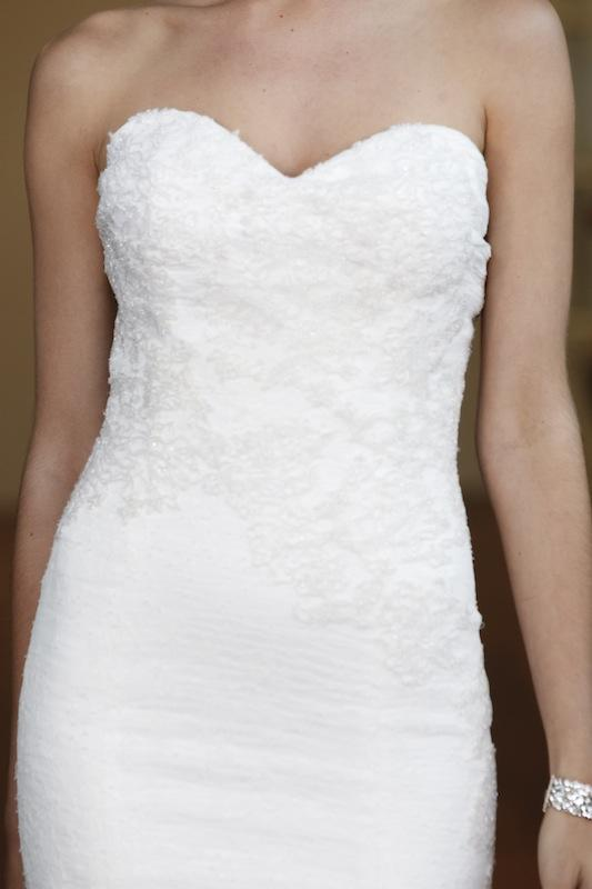 "Isabelle Armstrong's ""Eliza."" Available in Charleston through Gown Boutique of Charleston."