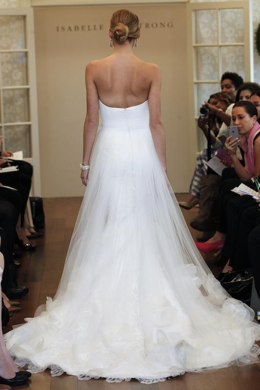 "Isabelle Armstrong's ""Emilia."" Available in Charleston through Gown Boutique of Charleston."