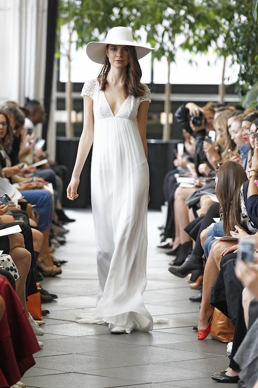 Fall/winter 2015 gown by Delphine Manivet. Available through DelphineManivet.com.