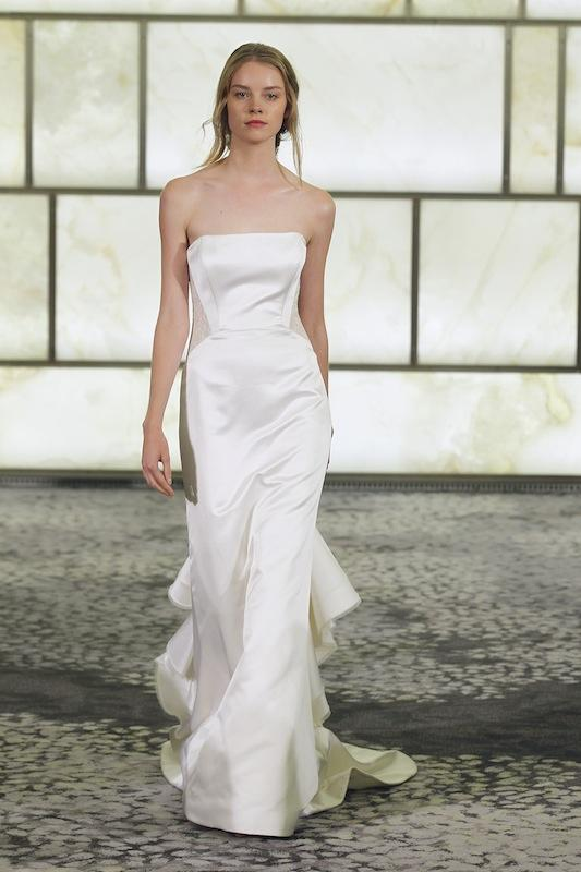 Fall 2015 gown by Rivini. Available through Rivini.com.
