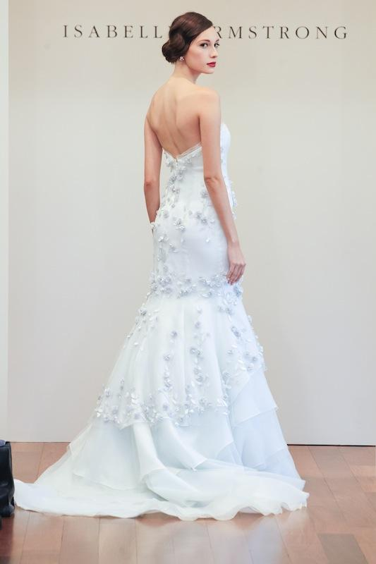 "Isabelle Armstrong's ""Gisele."" Available in Charleston through Gown Boutique of Charleston."