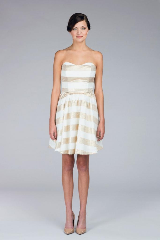 "GLAM: Kate McDonald Bridal's ""Nancy"" Boutiques, available through LulaKate and via KateMcDonaldBridal.com"