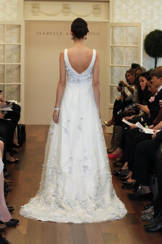 "Isabelle Armstrong's ""Grace."" Available in Charleston through Gown Boutique of Charleston."