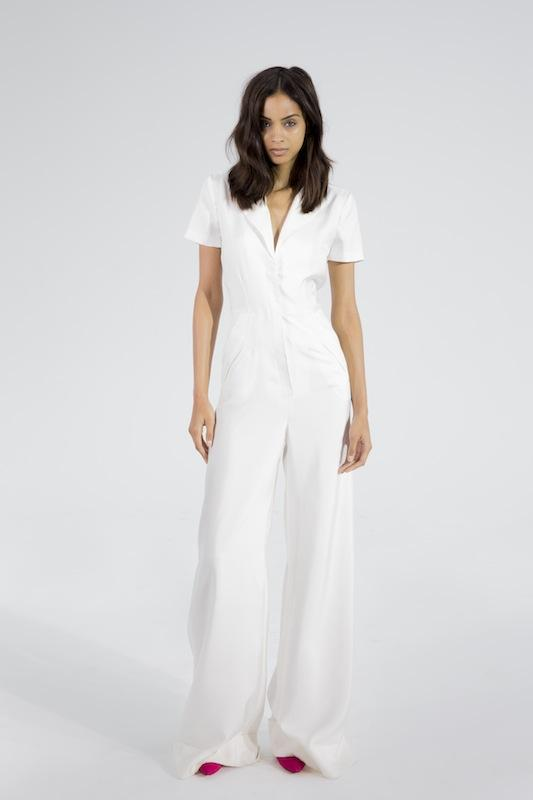 "Houghton Bride's ""Ashley."" Available through HoughtonNYC.com."