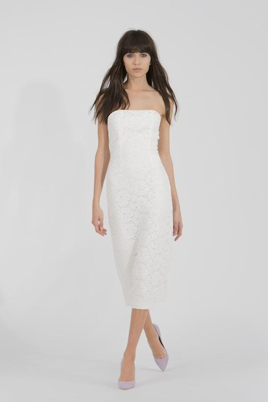 "Houghton Bride's ""Vanessa."" Available through HoughtonNYC.com."