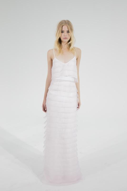 "Houghton Bride's ""Evelyn."" Available through HoughtonNYC.com."