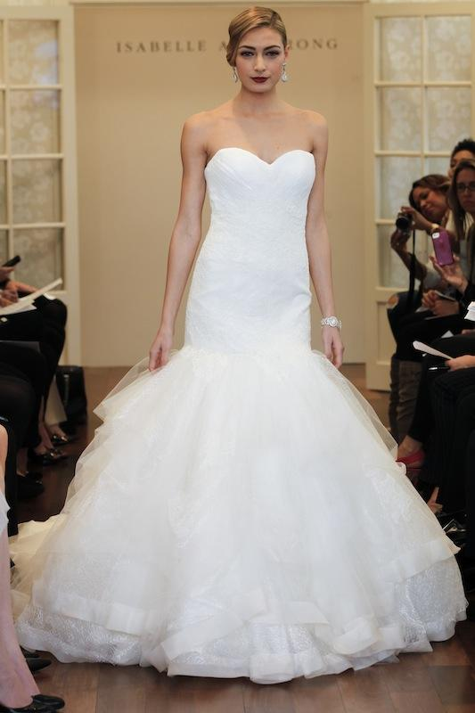 "Isabelle Armstrong's ""Ismay."" Available in Charleston through Gown Boutique of Charleston."
