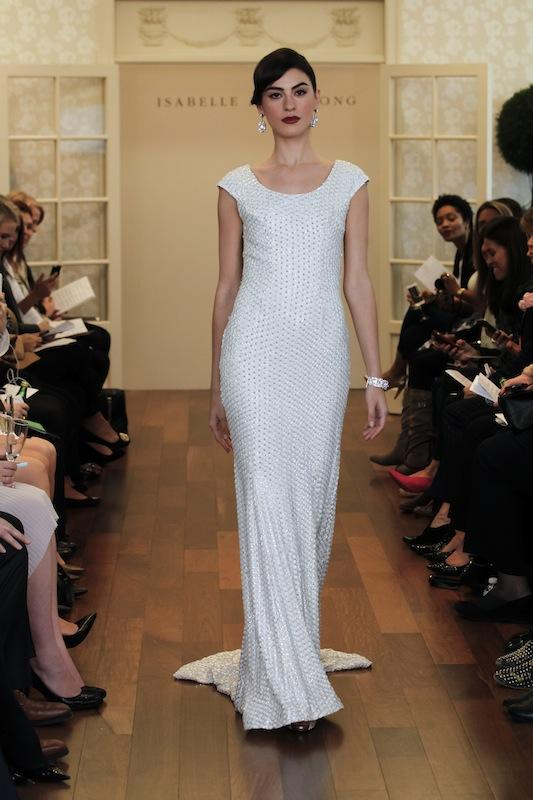 "Isabelle Armstrong's ""Izzy."" Available in Charleston through Gown Boutique of Charleston."