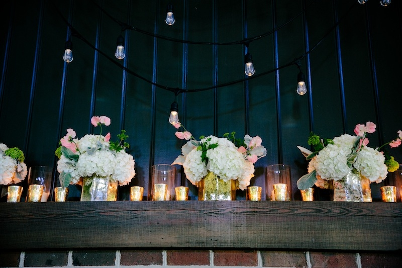 Wedding design by Southern Protocol. Lighting by Innovative Event Services. Florals by Branch Design Studio. Image by Dana Cubbage Weddings.